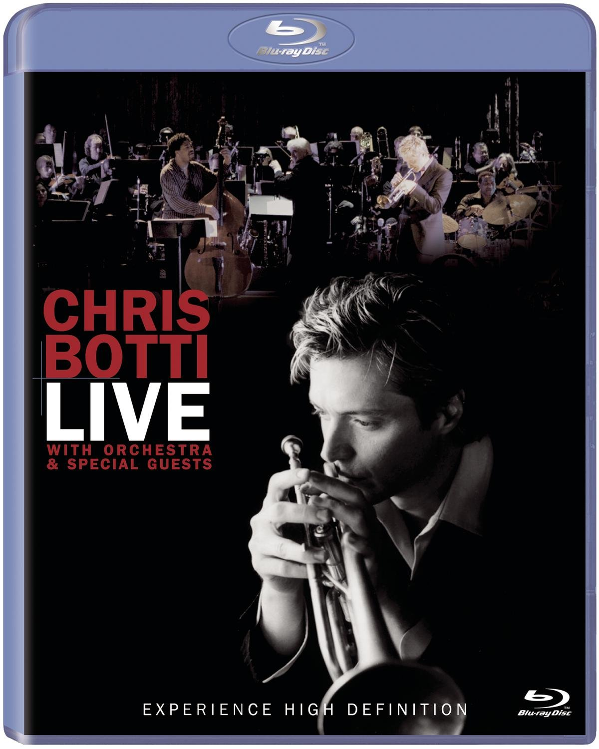 Chris Botti: Live with Orchestra and Special Guests [Blu-ray] by Sony