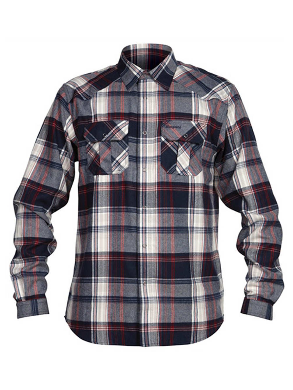 Bergans Herren langärmliges Hemd Bjorli Shirt