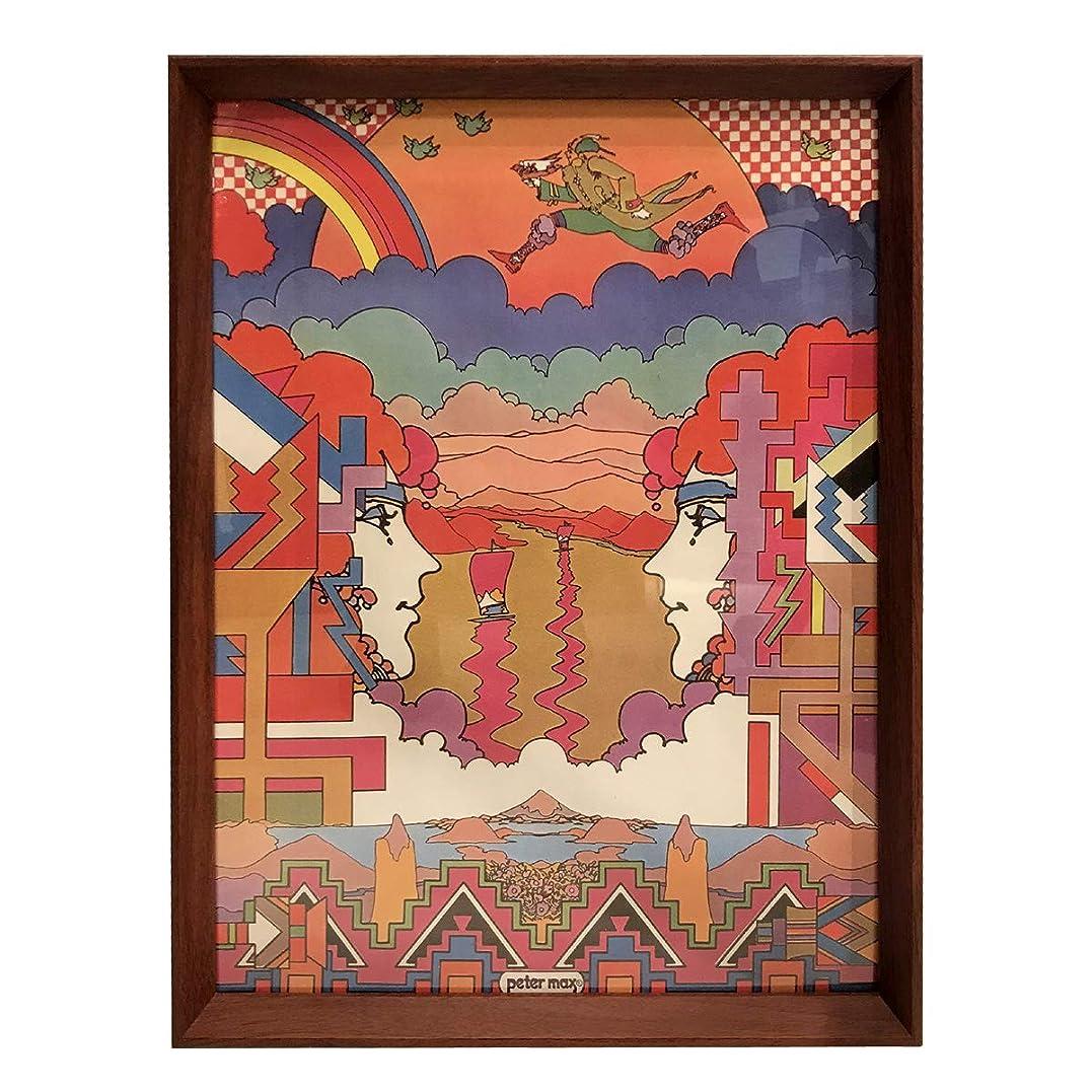 三角形ロッカー伝説Aroma of Paris アートポスター おしゃれ インテリア 北欧 モノクロ アート #098