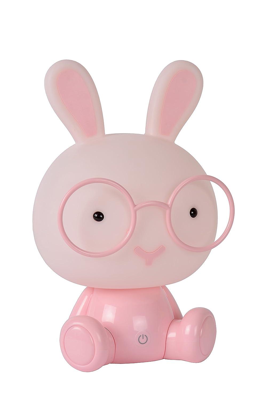 Lucide DODO Rabbit Tischlampe 3 W Abs Rosa