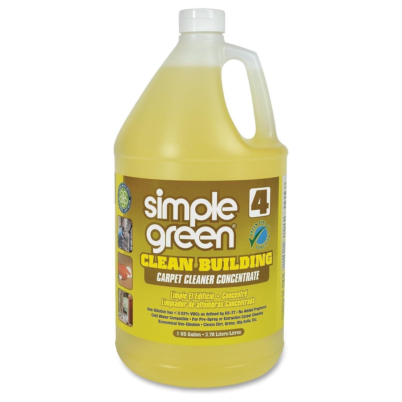 シンプルグリーン13006 Industrialクリーナー& Degreaser、集中、5 Gal Pail B07D7ZKLPR  1 Gallon