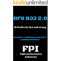 RFS BJJ 2.0: Strength and conditioning for grappling dominance