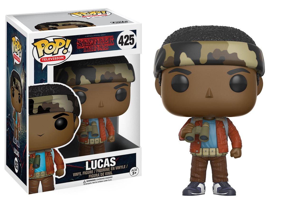 Lucas Stranger things Pop Vinyl 425