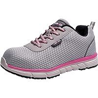 Zapatos de industria y construcción para mujer