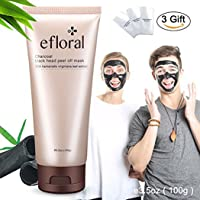 Efloral Charcoal Black Purifying Peel-Off Facial Mask