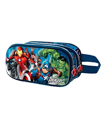 Amazon.com: Marvel Avengers 3d Plumier doble