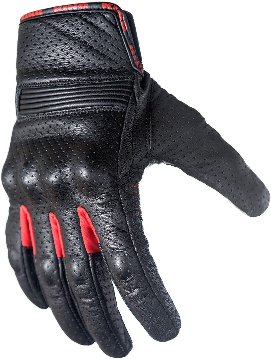 Biker Gloves Premium Leather