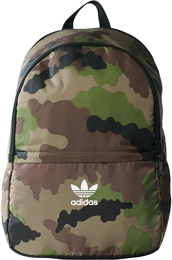 new lower prices various styles promo codes adidas Backpack Essential Camo Rucksack