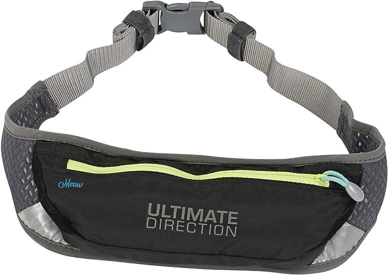 Ultimate Direction Jurek Essential Waist Pack Grey//Black One Size