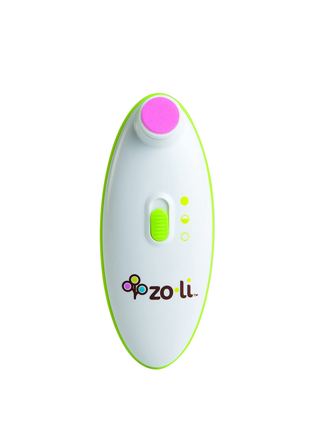 Amazon.com : ZoLi BUZZ B Electric Nail Trimmer : Baby Nail Clippers ...