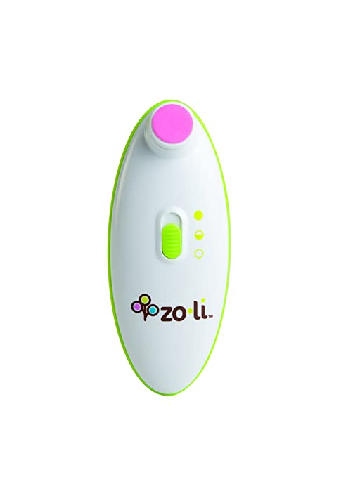 Amazon.com : ZoLi BUZZ B Electric Nail Trimmer : Baby Nail Clippers : Baby