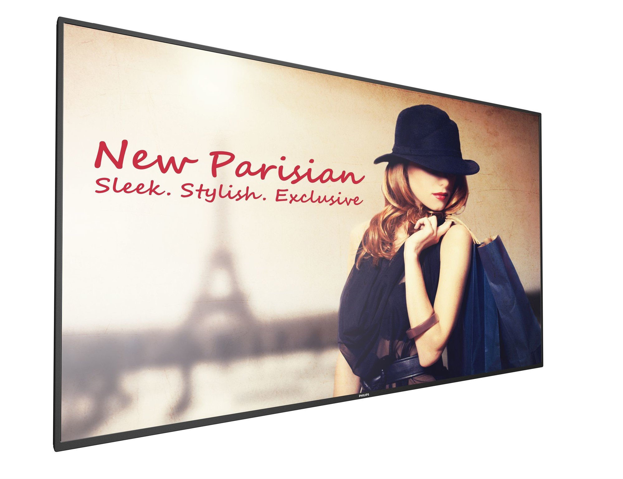 Philips 43BDL4050D 43 Display D-Line w/450cd/mý E-LED, IPS, 1080p,, 43BDL4050D_00 (w/450cd/mý E-LED, IPS, 1080p, Android, HTML5 browser & Wi-Fi - Landscape 16/7 - Portrait 12/7)