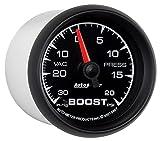 "Auto Meter 5907 ES 2-1/16"" 30 in. Hg/20 PSI"