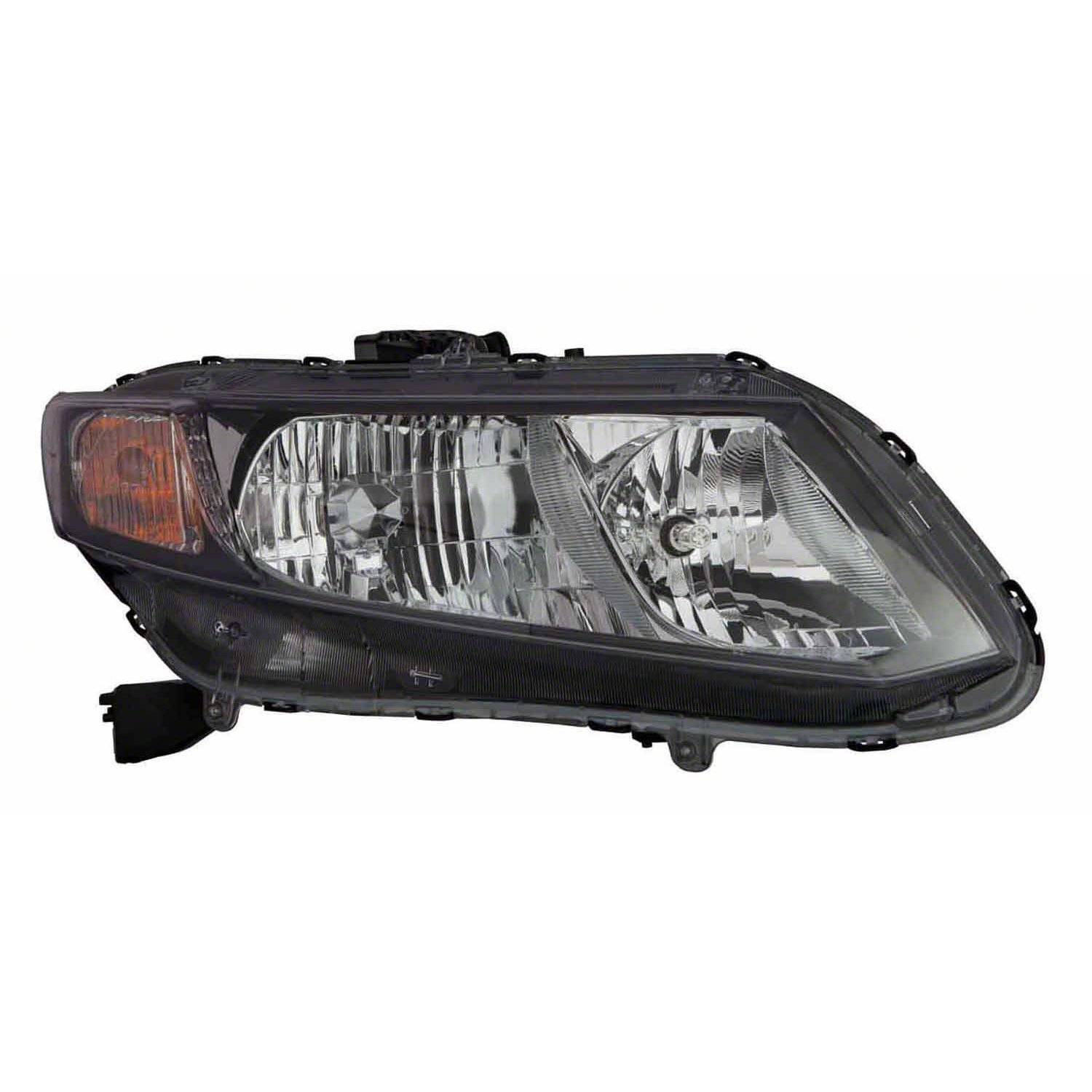 HONDA CIVIC COUPE 2013-2015 PartsChannel HO2503150R OE Replacement Headlight Assembly