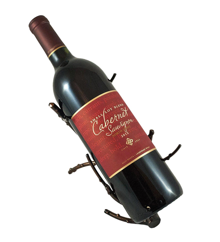 Amazoncom TheopWine Decorative Wine Bottle Holder