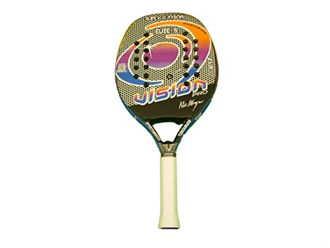 Raqueta Beach Tenis Vision Super Carbon Elite 5 2017: Amazon ...