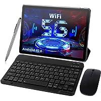 Tablet 10 Pulgadas Android 10 5G WiFi, 1.6 GHz 4GB RAM + 64GB ROM (TF 128GB) Tableta - WiFi | Bluetooth | Tipo-C | 6000…