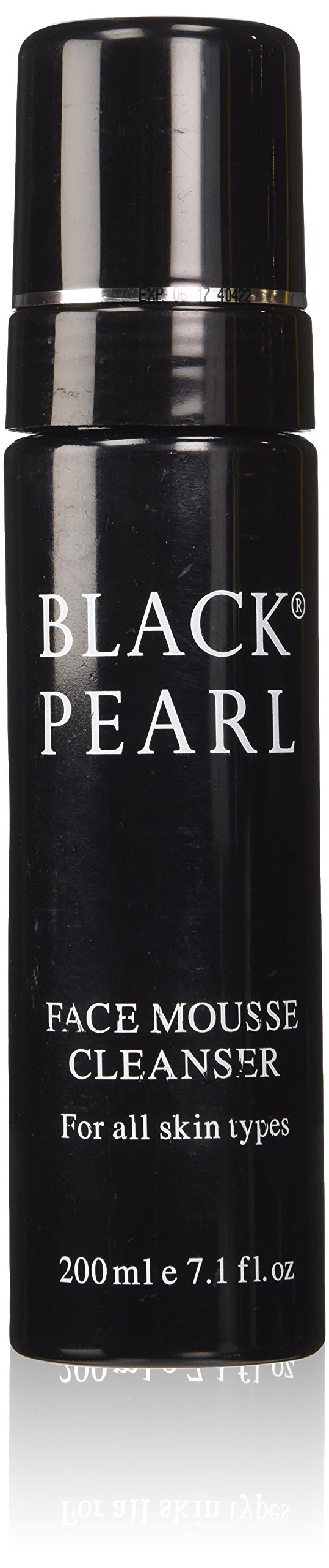 Sea of Spa Black Pearl - Facial Mousse Cleanser, 7.1-Ounce