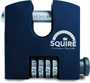 Squire Stronghold Padbar 10 Year Guarantee High Security