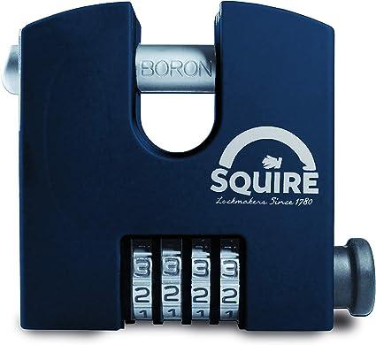 Squire CBW85 Lucchetto con Combinazione