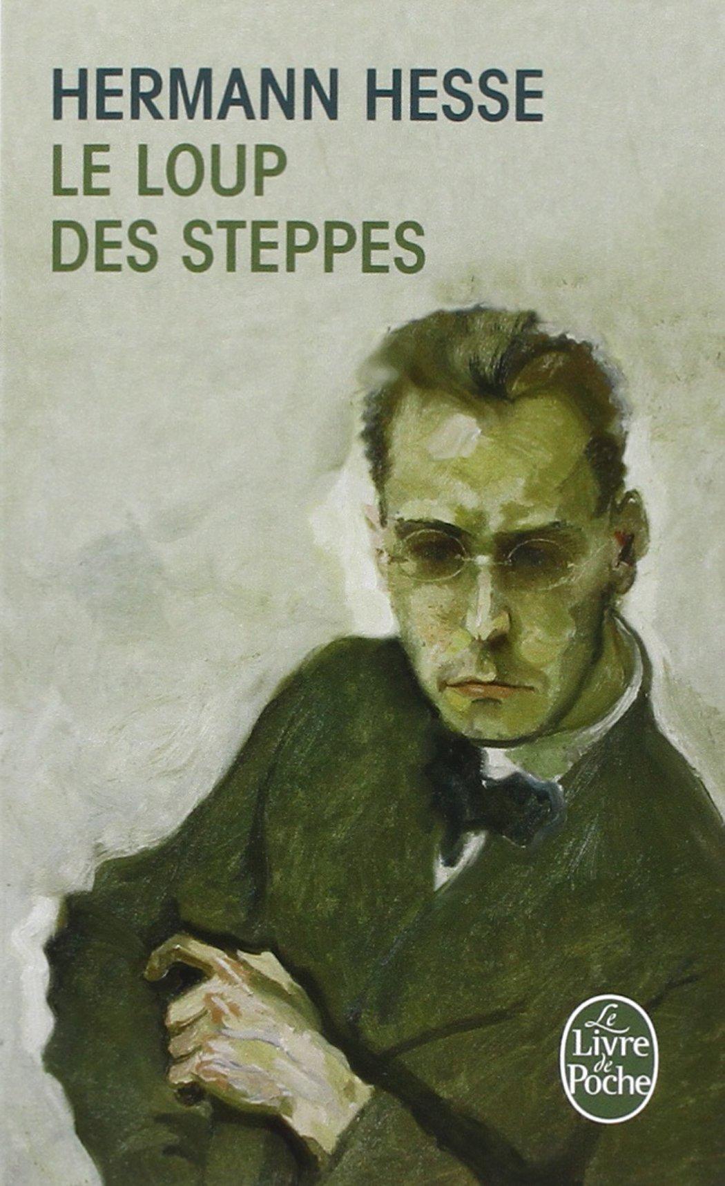 Le Loup Des Steppes Le Livre De Poche French Edition