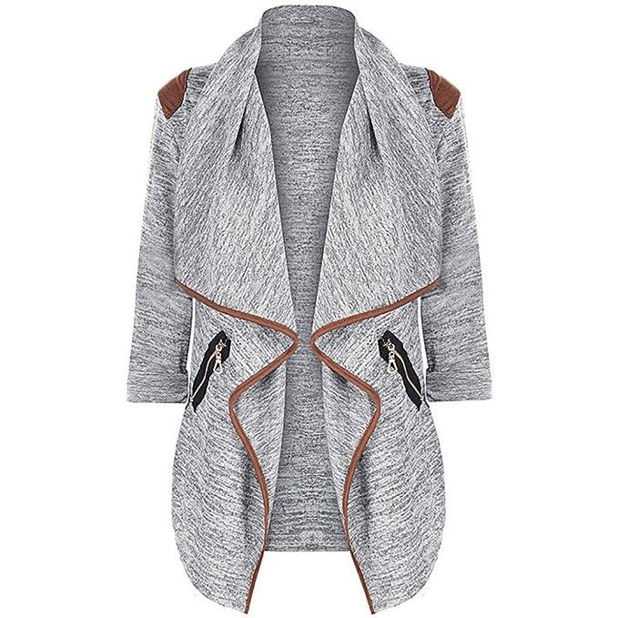 ropa de mujer en oferta talla grande invierno abrigos de mujer otoño elegantes Switchali Mujer casual