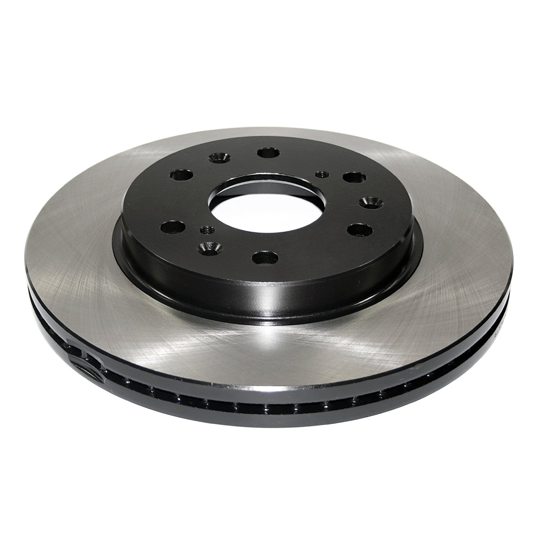 DuraGo BR5509702 Front Vented Disc Premium Electrophoretic Brake Rotor by DuraGo
