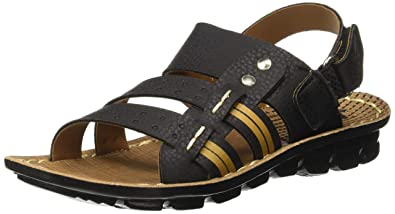 57a833e78519 PARAGON Boys Black P-Toes Casual Sandals  Buy Online at Low Prices in India  - Amazon.in