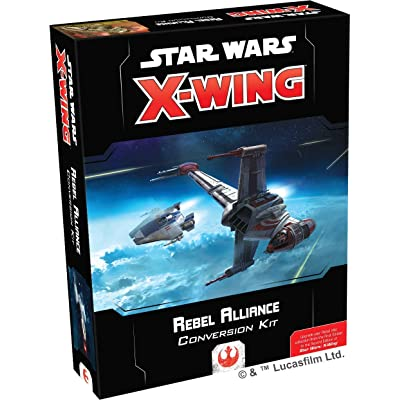 X-Wing Second Edition: Rebel Alliance Conversion: Toys & Games