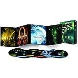 Cololeccion - Evolution: Prometheus To Alien - Blu-Ray Blu-ray: Amazon.es: Noomi Rapace, Charlize Theron, Sigourney Weaver, Michael Biehn, Ridley Scott, James Cameron, Noomi Rapace, Charlize Theron: Cine y Series TV