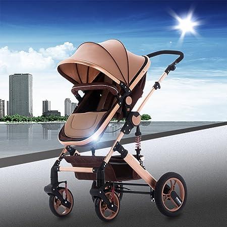 Amazon.com: carriola de bebé plegable bebé carriola ...