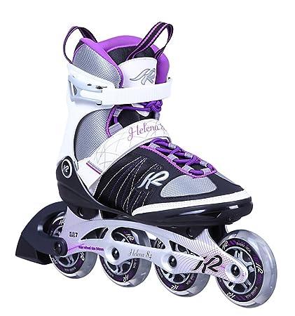 K2 Herren VO2 90 Boa M Fitness Inline Skates 42.5 Orange Gr
