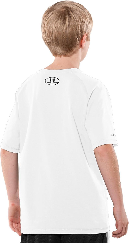 Under Armour Big Boys UA Charged Cotton/® Short Sleeve T-Shirt