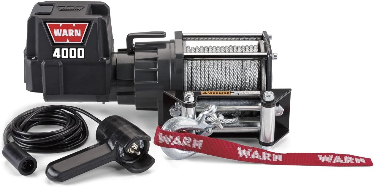 92000 2000 DC Utility Winch WARN
