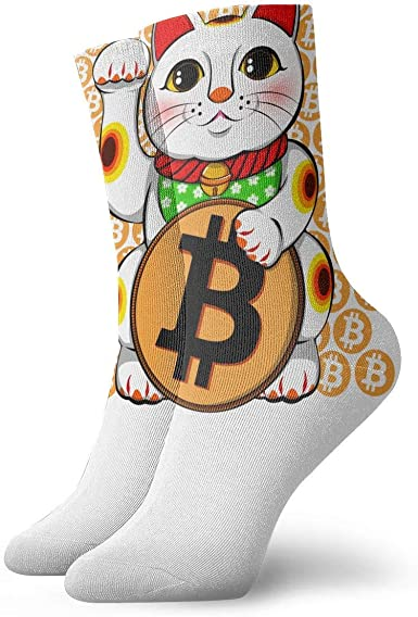 Tammy Jear Bitcoin Lucky Cat Hombres Mujeres Moda Cute ...