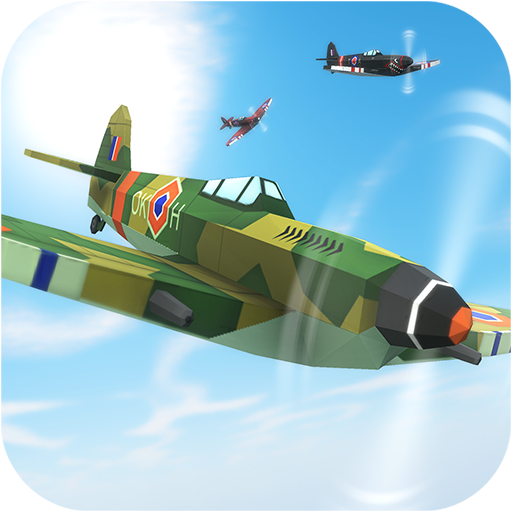 Spitfire War Fighter Combat - Shooting Battle Planes ()