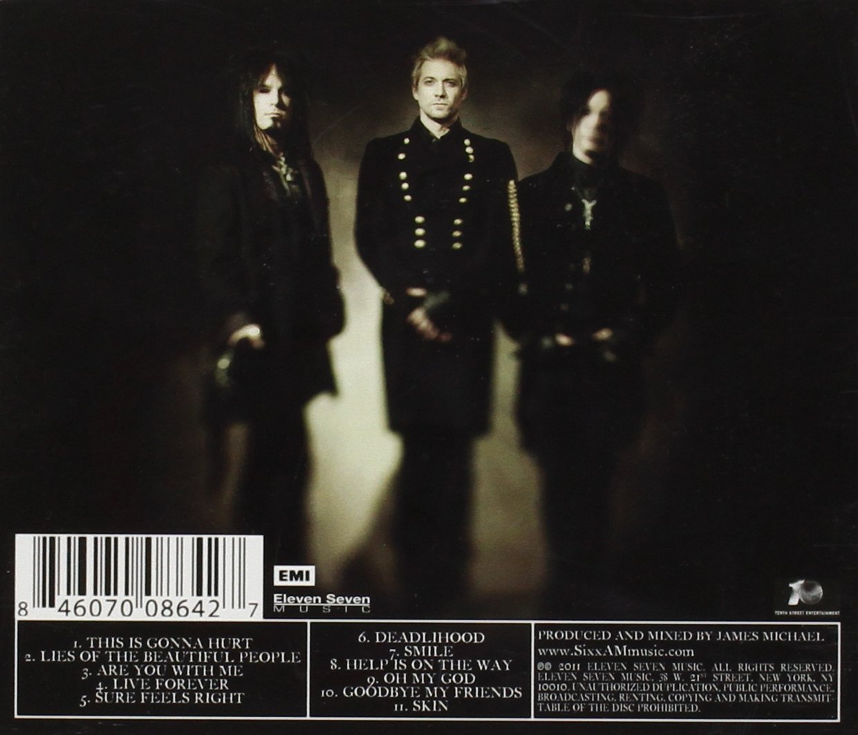 This is gonna hurt by sixx: a. M. : amazon. Co. Uk: music.
