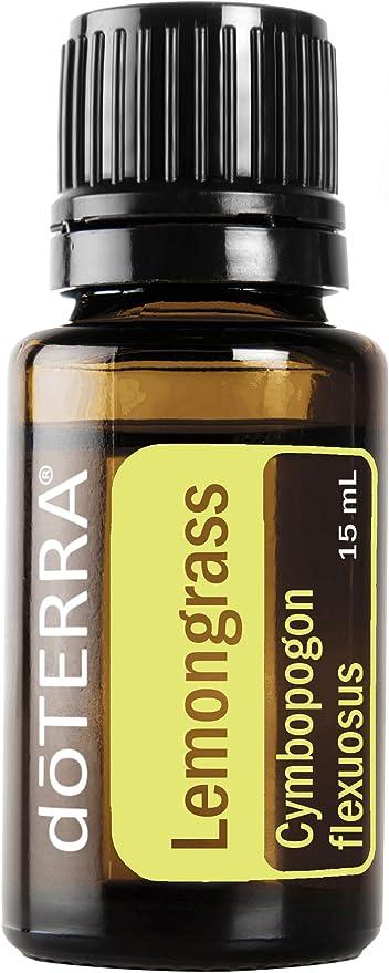 Doterra Lemongrass Essential Oil 15 Ml Health Personal Care