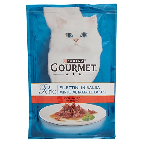 Gourmet - Perlas, filettini (Salsa - 85 g: Amazon.es ...