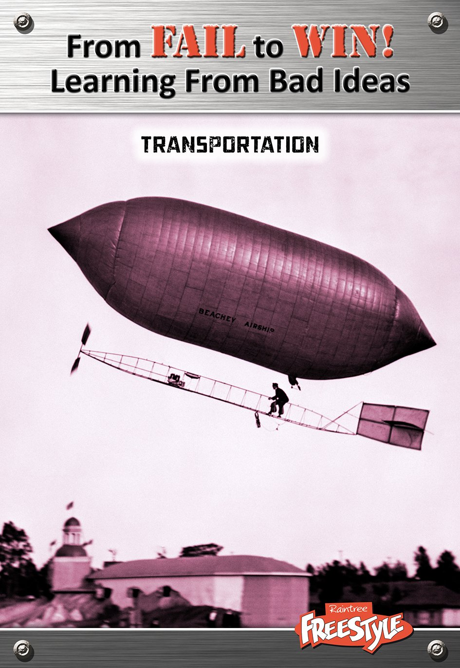 Read Online Transportation (From Fail to Win! Learning from Bad Ideas) pdf epub