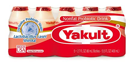 Yakult Probiotic Drink, 5 Ct by Yakult