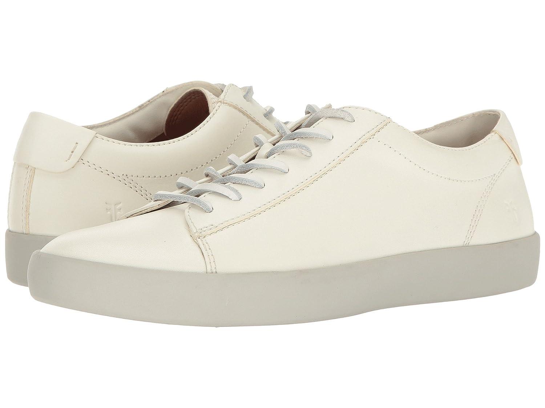 フライ シューズ スニーカー Tanner Low Lace White Smoo 131 [並行輸入品] B0789XB32N