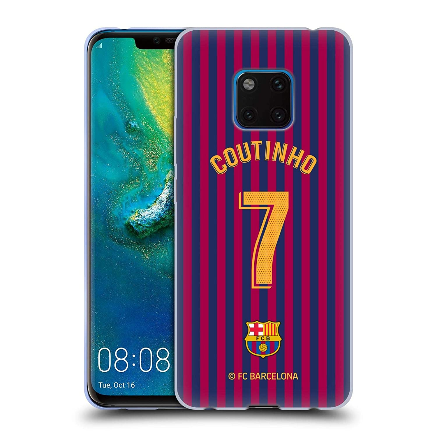 Amazon.com: Official FC Barcelona Sergio Busquets 2018/19 ...