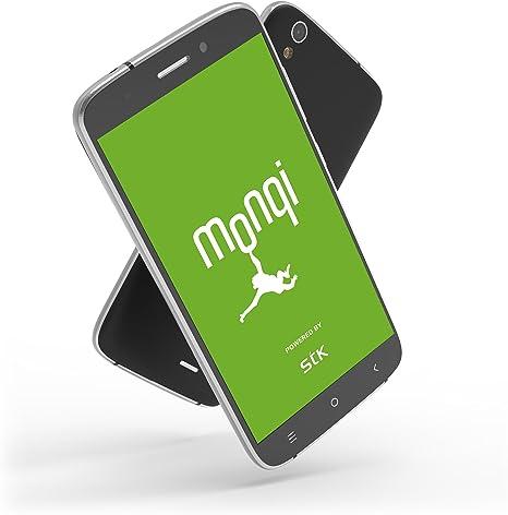Monqi: El Smartphone para niños Que los Padres controlan: Amazon ...
