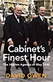 Cabinet's Finest Hour: The Hidden Agenda of May 1940