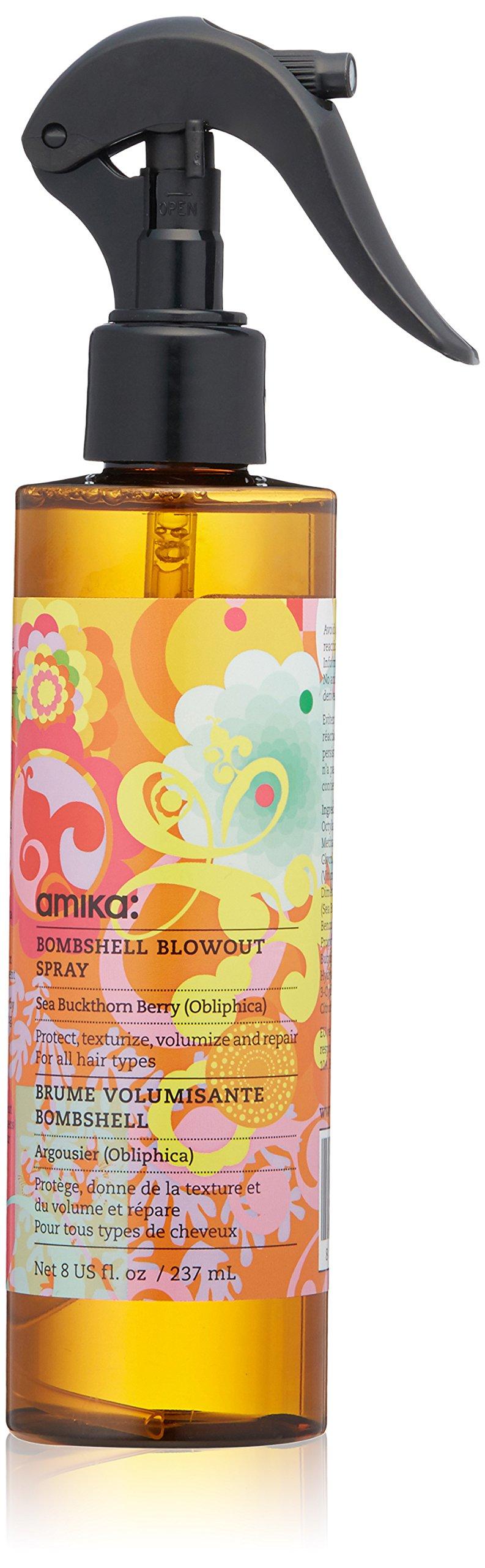 amika Bombshell Blowout Spray, 8 Fl Oz by amika (Image #1)