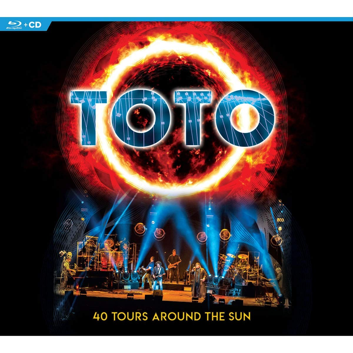 40 Tours Around The Sun (2CD+Blu-Ray)