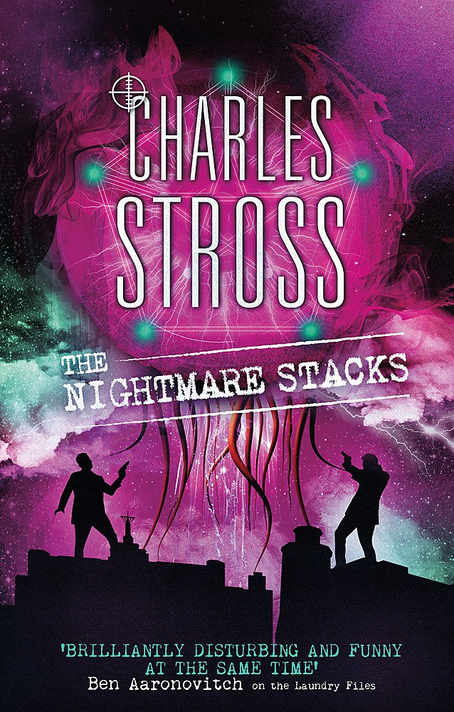 Read Online The Nightmare Stacks: A Laundry Files novel ebook
