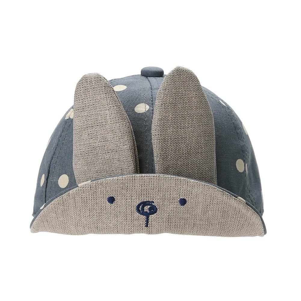 96912dd99a9 Rrimin Sun Cap Cute Rabbit Ears Denim Baseball Cap Baby Kids Child Sun Hat  Peaked Cap (Blue)  Amazon.in  Clothing   Accessories