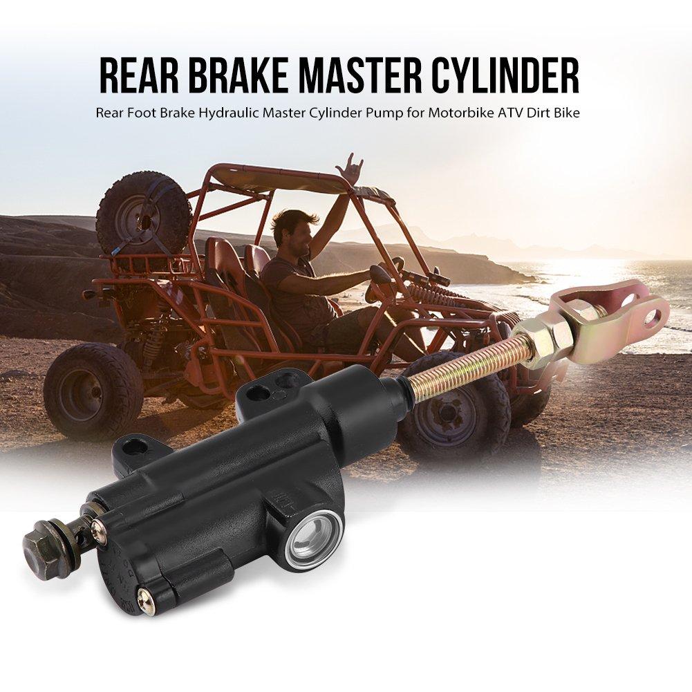 Bomba de cilindro maestro de freno hidr/áulico trasero de motocicleta universal para moto